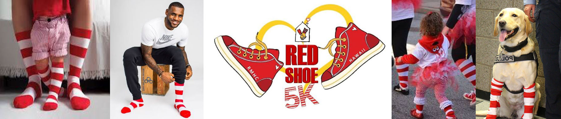 rmhchawaii red show 5k run event image