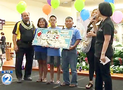 RMHC–Hi celebrates 30 years. KHON2 Television