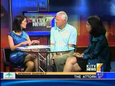 Jerri Chong &Fred Hill interview on KITV television